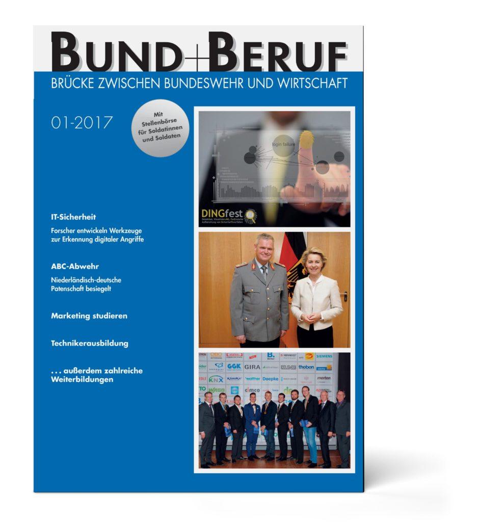 BUND + BERUF Ausgabe 01-2017