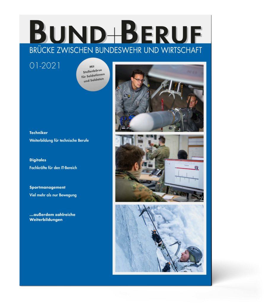Bund + Beruf Ausgabe 01-2021