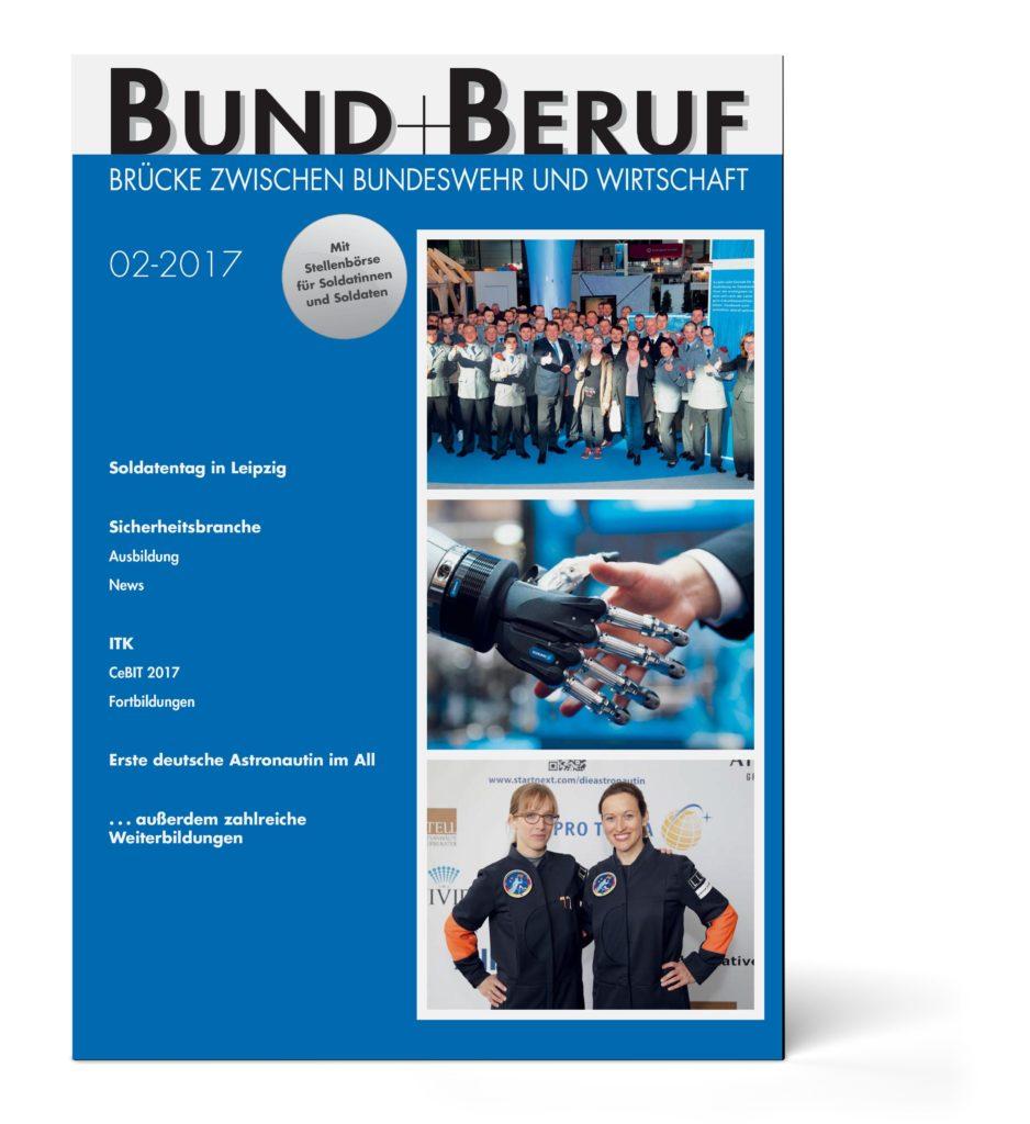 BUND + BERUF Ausgabe 02-2017