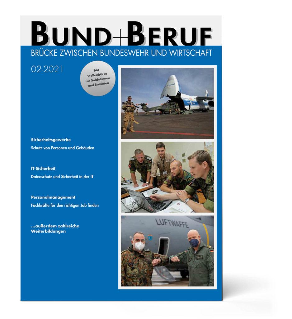 Bund + Beruf Ausgabe 02-2021